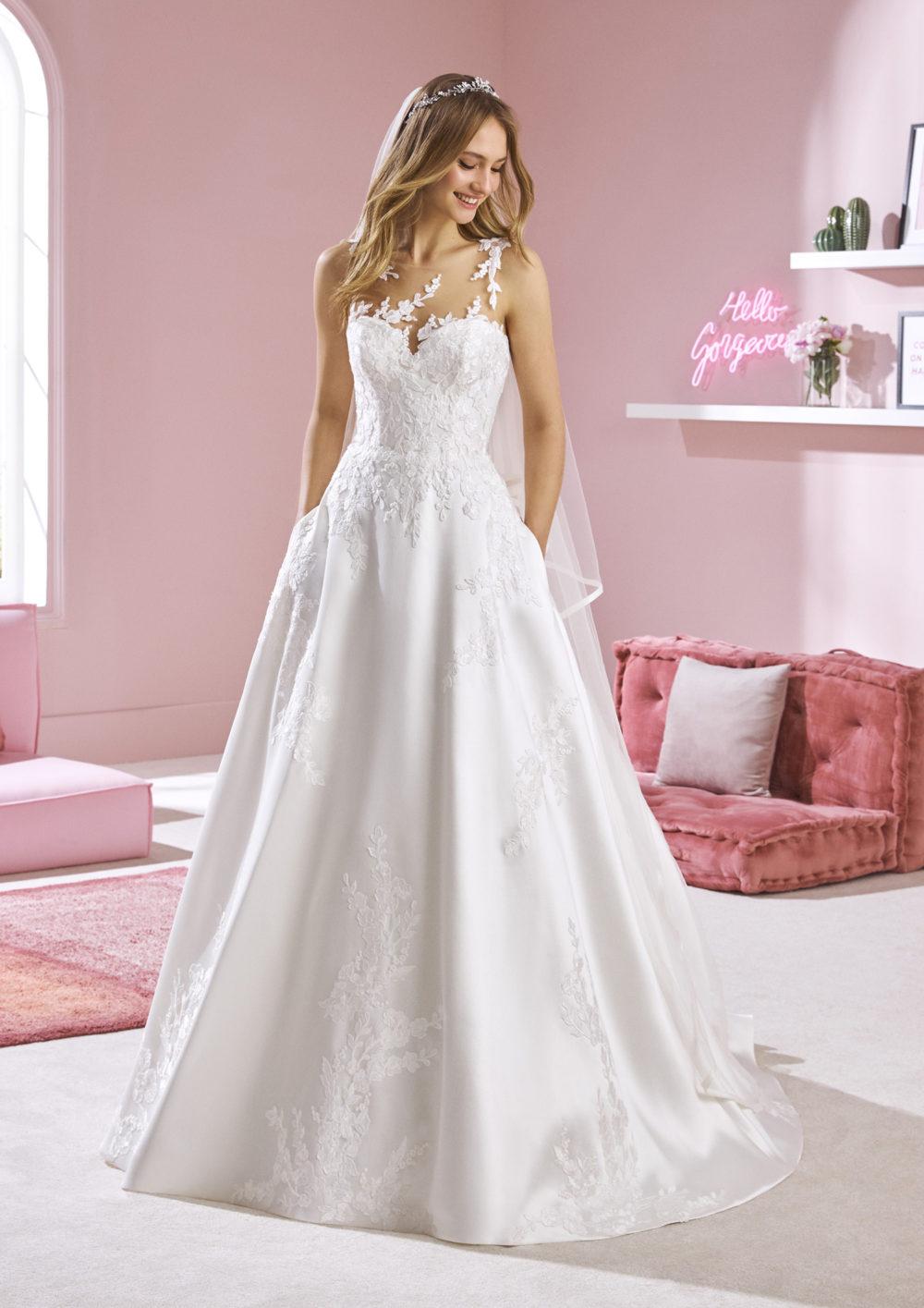 Mariages: abito da sposa Poème 2020 a Vicenza, Verona, Padova, Veneto ZUZU