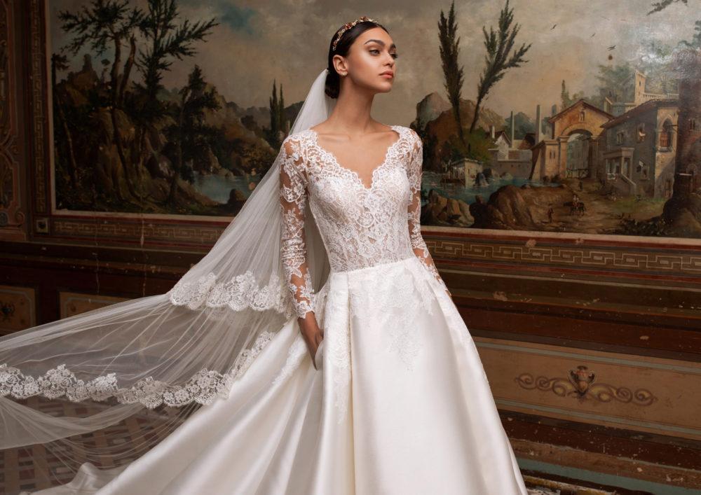 Mariages: abito da sposa Pronovias 2020 a Vicenza, Verona, Padova, Veneto ALBION