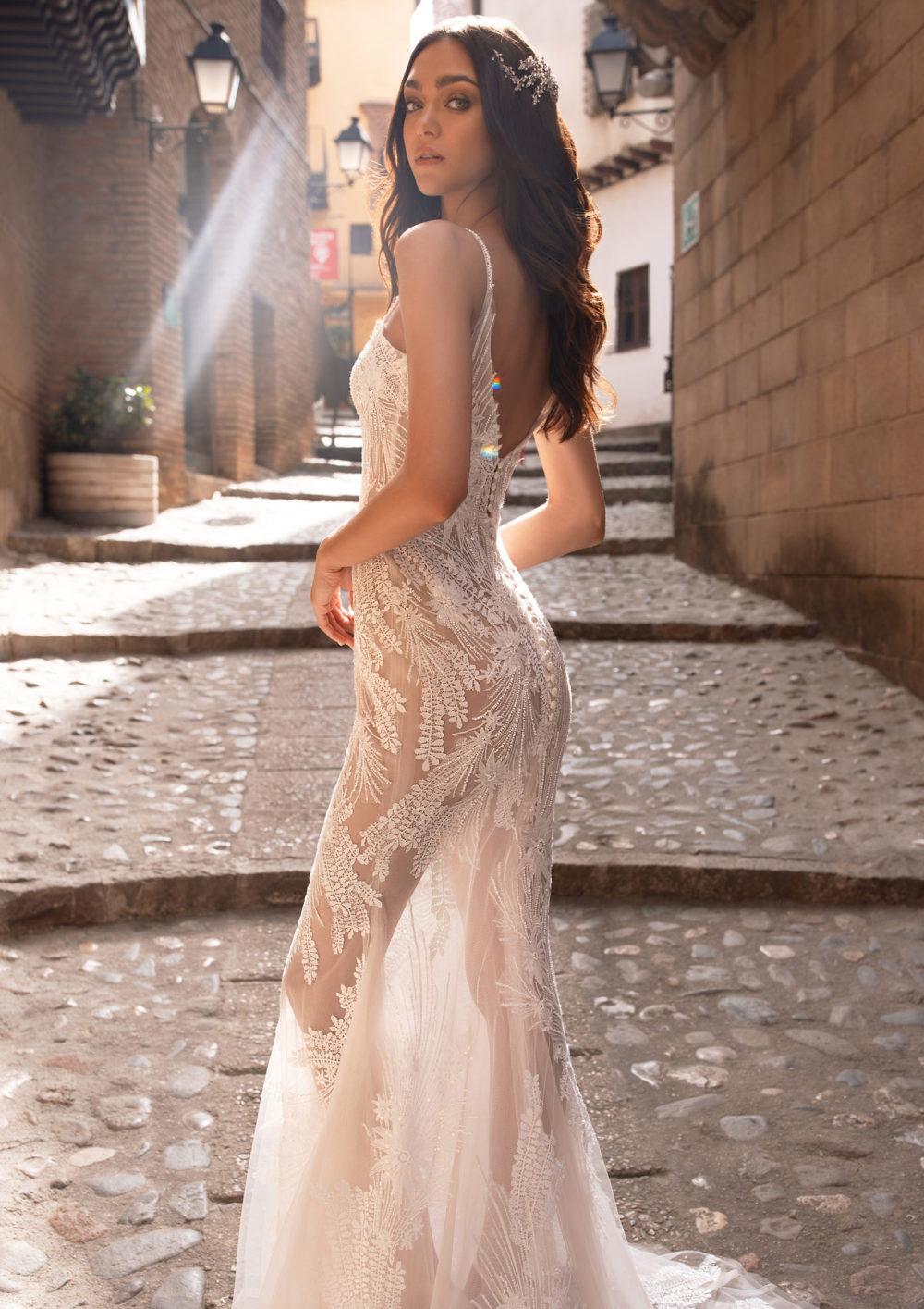 Mariages: abito da sposa Pronovias 2020 a Vicenza, Verona, Padova, Veneto ALBIORIX