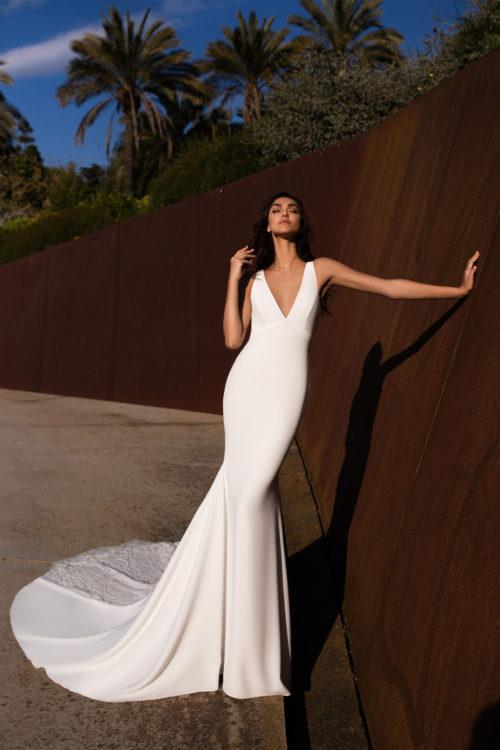 Mariages: abito da sposa Pronovias 2020 a Vicenza, Verona, Padova, Veneto AQUILA