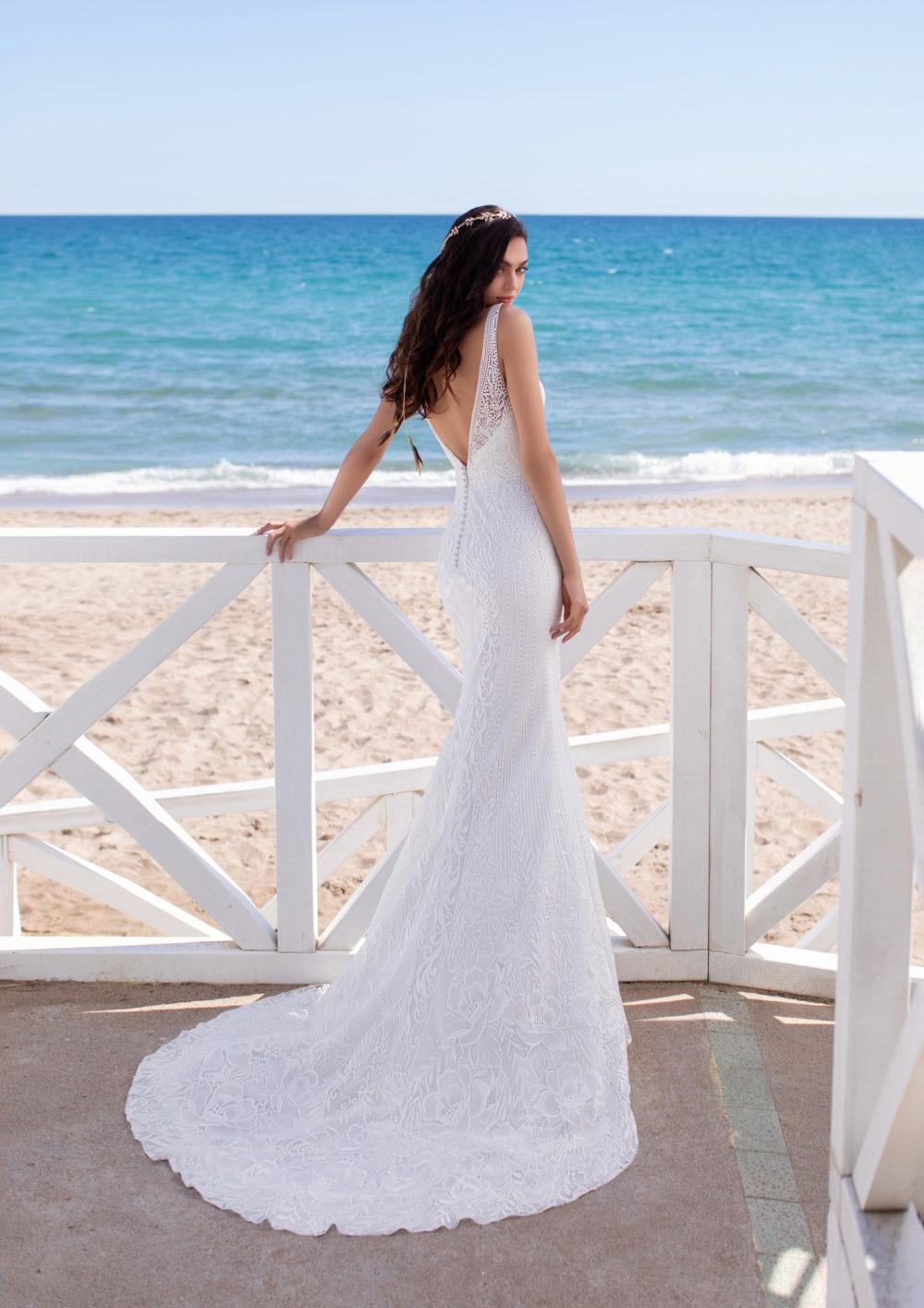 Mariages: abito da sposa Pronovias 2020 a Vicenza, Verona, Padova, Veneto CHIRON