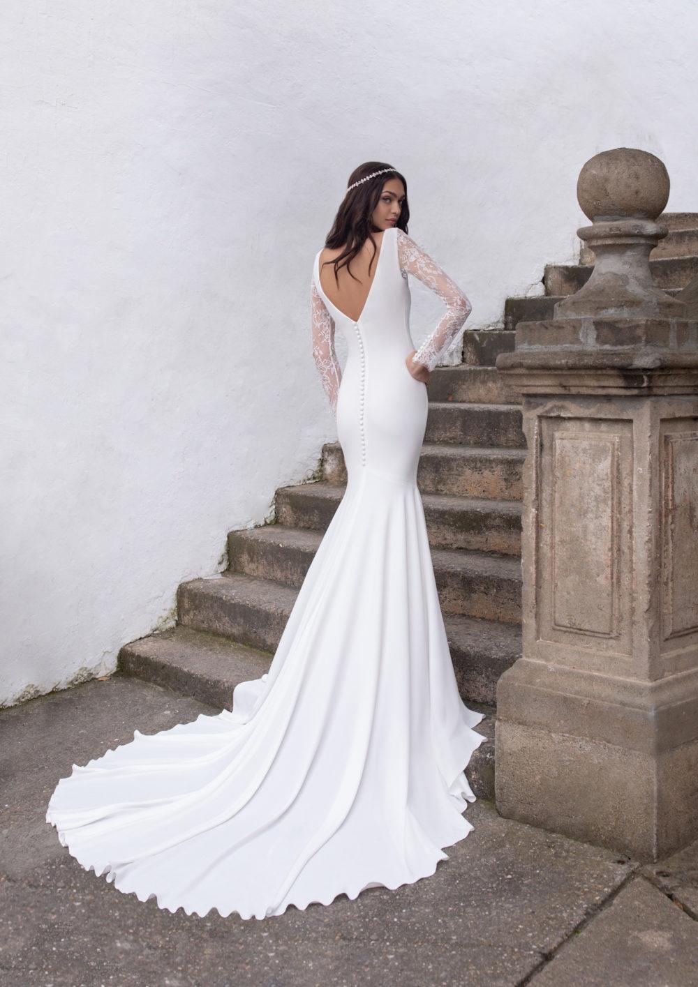 Mariages: abito da sposa Pronovias 2020 a Vicenza, Verona, Padova, Veneto KEMI