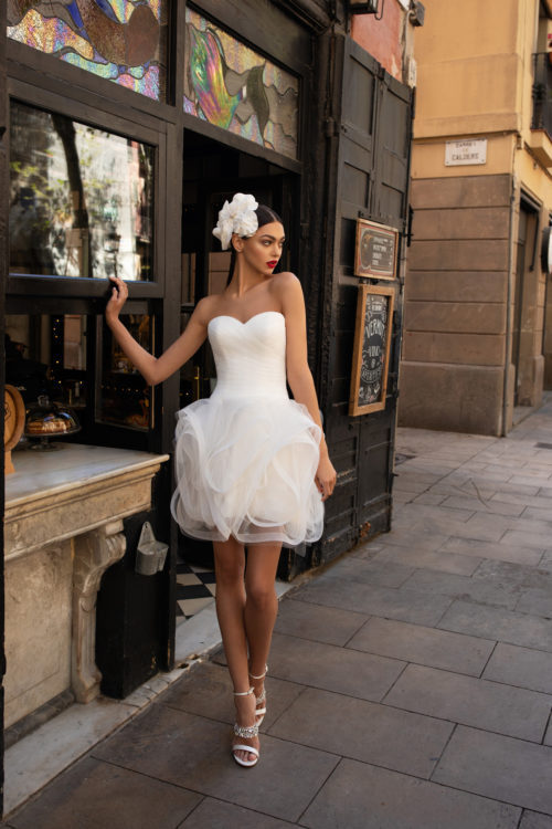 Mariages: abito da sposa Pronovias 2020 a Vicenza, Verona, Padova, Veneto LWD 07