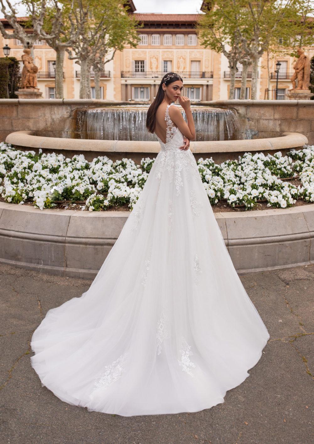 Mariages: abito da sposa Pronovias 2020 a Vicenza, Verona, Padova, Veneto NEMO