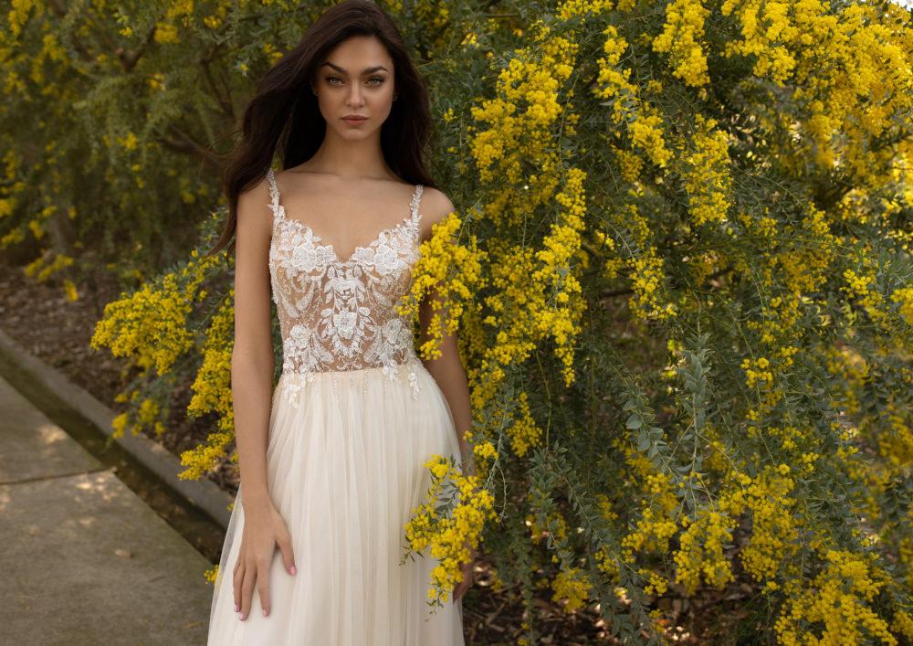 Mariages: abito da sposa Pronovias 2020 a Vicenza, Verona, Padova, Veneto URSA