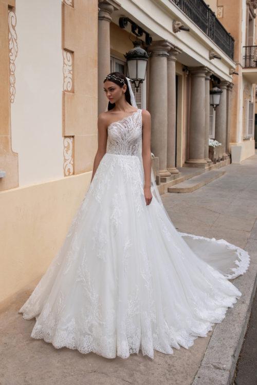 Mariages: abito da sposa Pronovias 2020 a Vicenza, Verona, Padova, Veneto VARDA