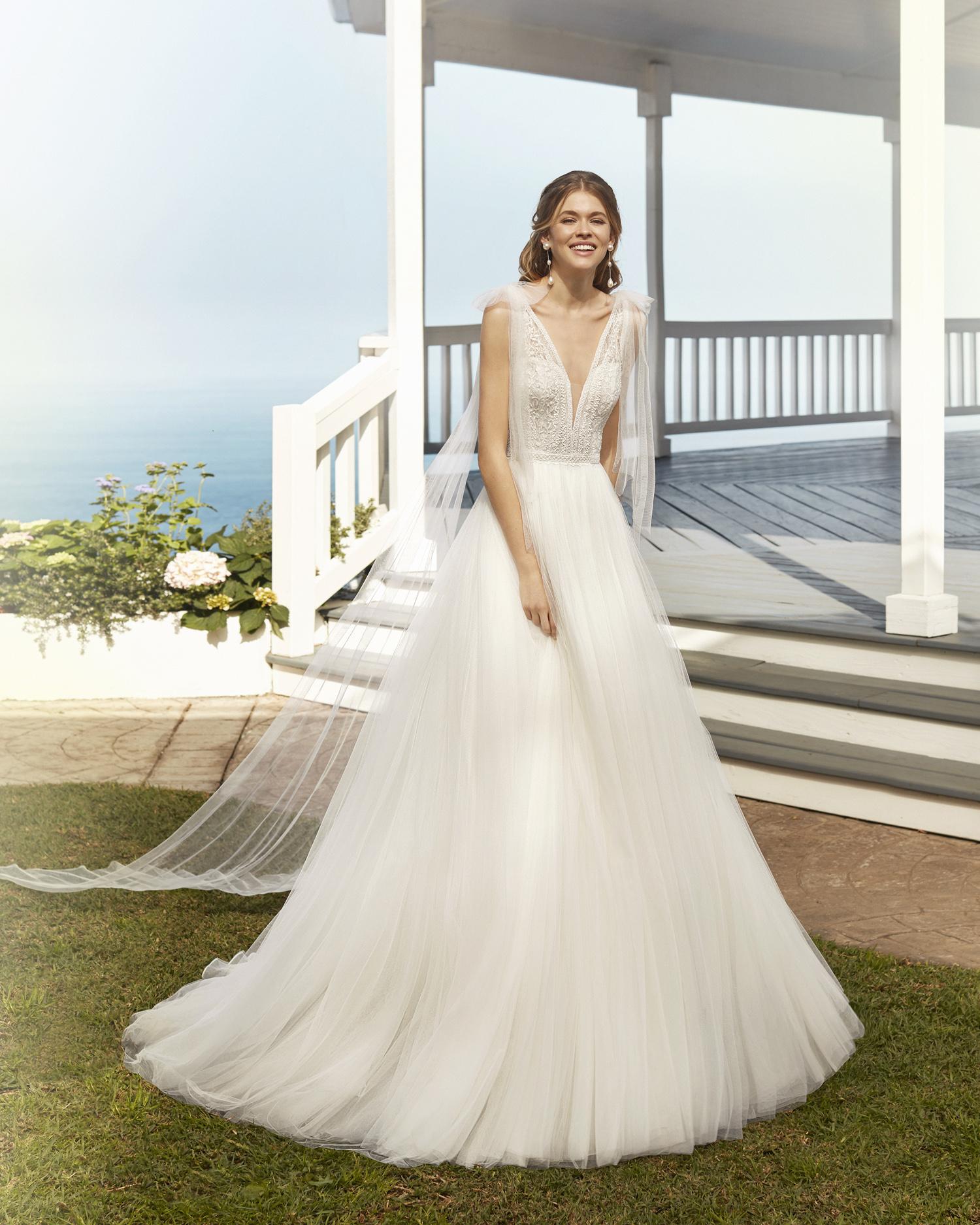 Abiti Da Sposa Rosa Clara.Abito Da Sposa Rosa Clara 2020 Corot Mariages It Abiti Sposa