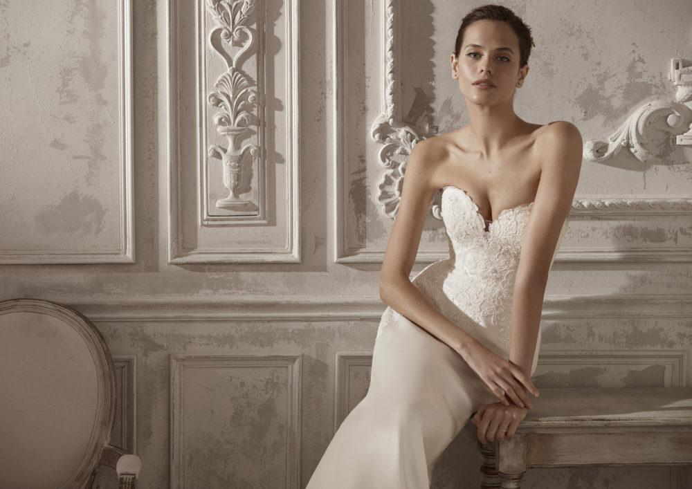 Mariages: abito da sposa San Patrick 2020 a Vicenza, Verona, Padova, Veneto ALMANZORA
