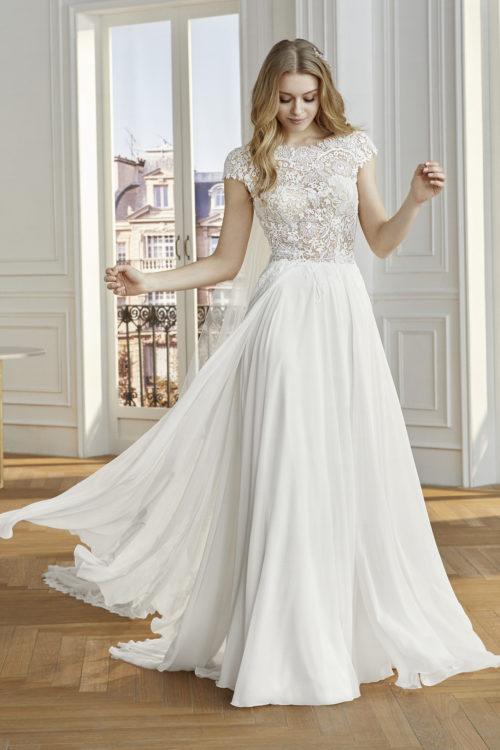 Mariages: abito da sposa San Patrick 2020 a Vicenza, Verona, Padova, Veneto CONDAMINE
