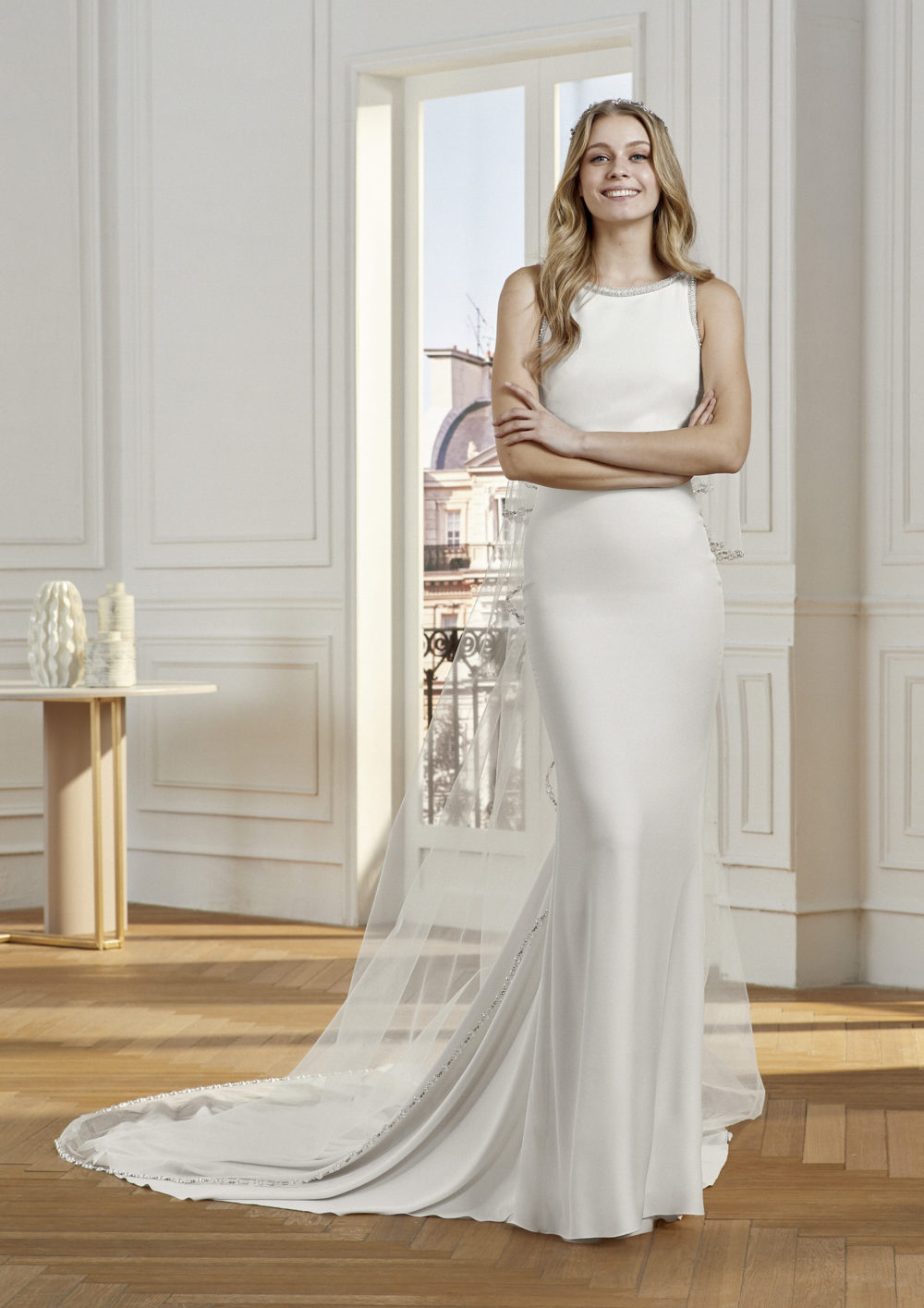 Mariages: abito da sposa San Patrick 2020 a Vicenza, Verona, Padova, Veneto JOUVENET