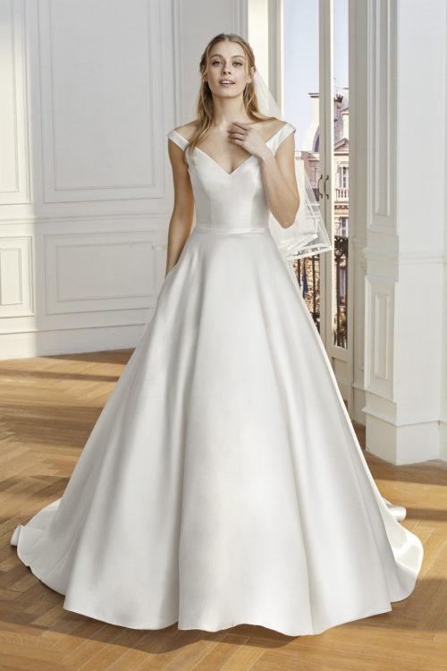 Mariages: abito da sposa San Patrick 2020 a Vicenza, Verona, Padova, Veneto MASSENET