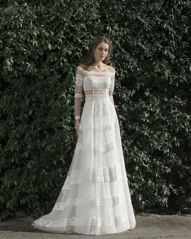 Jasmine abito vestito sposa Vicenza LAUREL