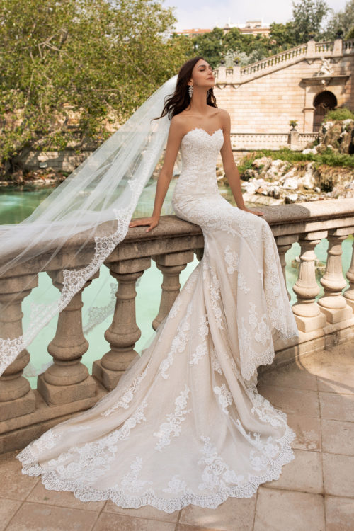 Mariages: abito da sposa Pronovias 2020 a Vicenza, Verona, Padova, Veneto PRINCIA