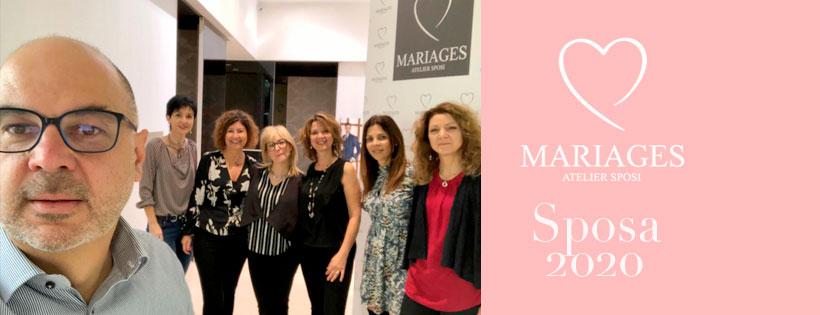 Mariages Atelier Sposi, alla scoperta dell'Atelier di Montecchio Maggiore