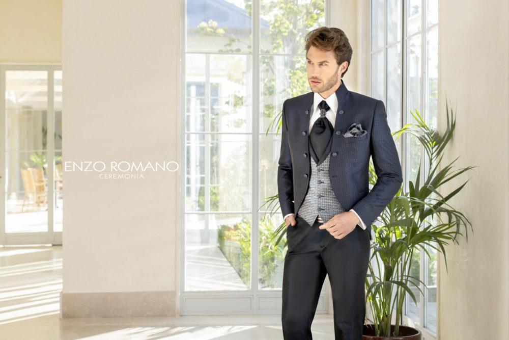 Mariages: abito da sposo Enzo Romano 2020 a Vicenza, Verona, Padova, Veneto 001