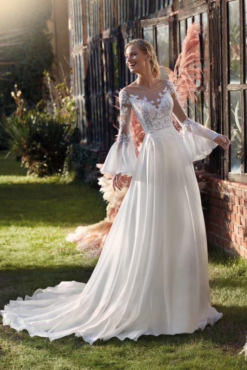 Mariages: abito da sposa Colet 2021 a Vicenza, Verona, Padova, Veneto CO12125