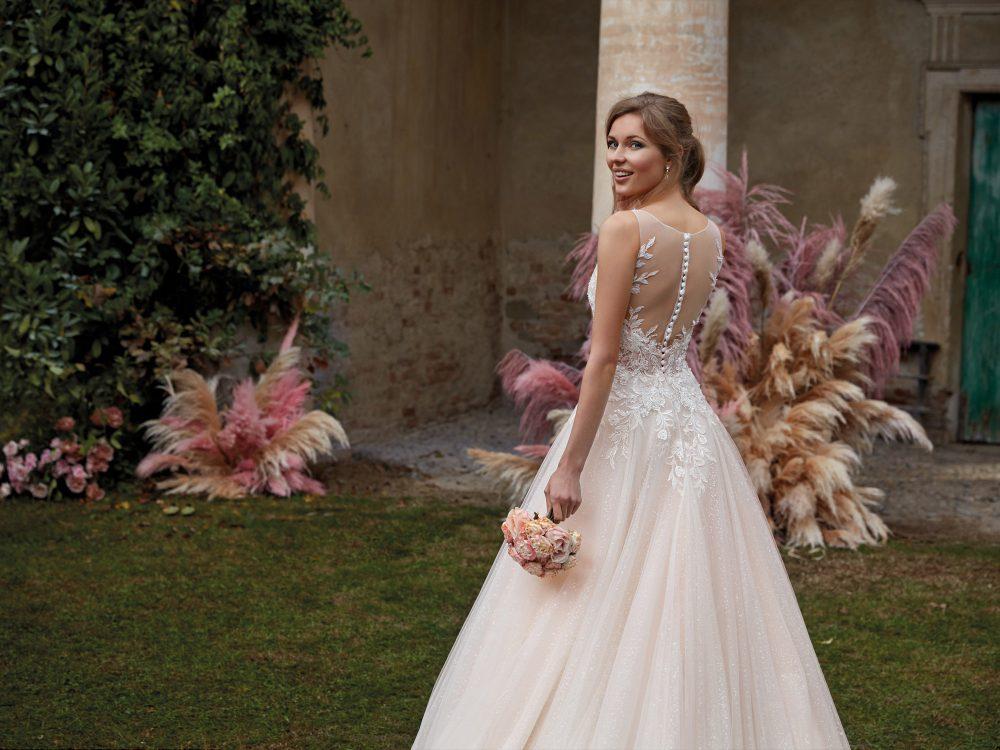 Mariages: abito da sposa Colet 2021 a Vicenza, Verona, Padova, Veneto CO12126
