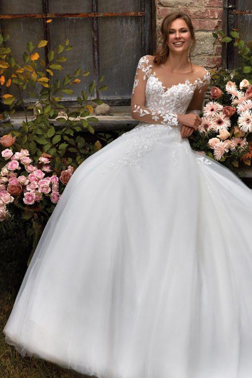 Mariages: abito da sposa Colet 2021 a Vicenza, Verona, Padova, Veneto CO12136