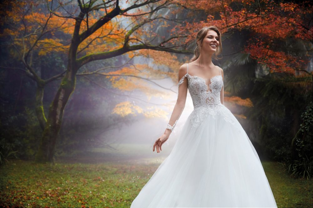 Mariages: abito da sposa Colet 2021 a Vicenza, Verona, Padova, Veneto CO12139