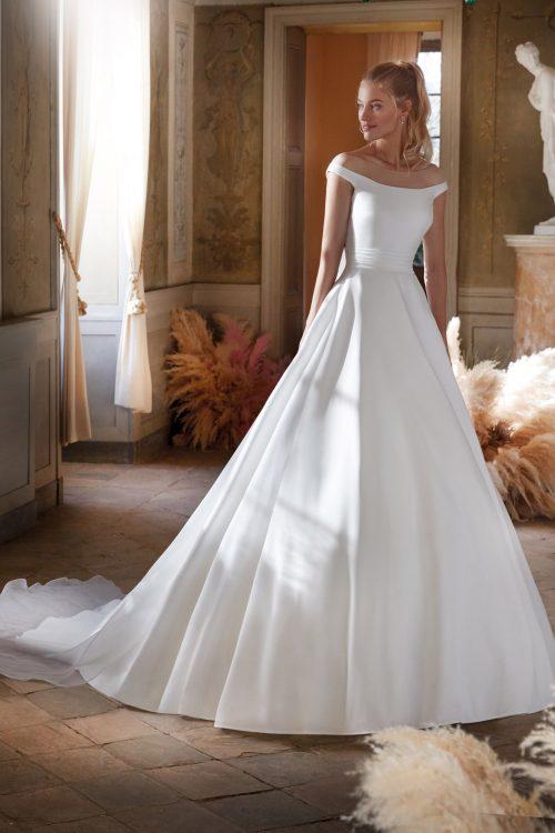 Mariages: abito da sposa Colet 2021 a Vicenza, Verona, Padova, Veneto CO12148