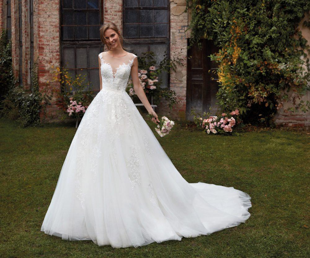 Mariages: abito da sposa Colet 2021 a Vicenza, Verona, Padova, Veneto CO12168