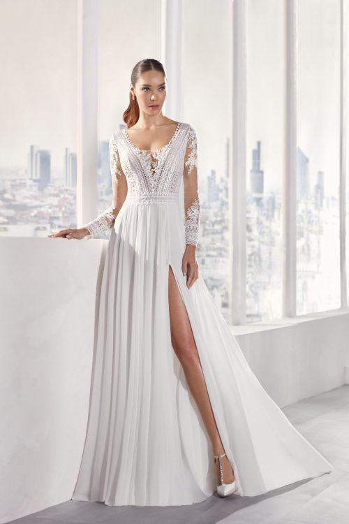 Mariages: abito da sposa Jolies 2021 a Vicenza, Verona, Padova, Veneto JO12104
