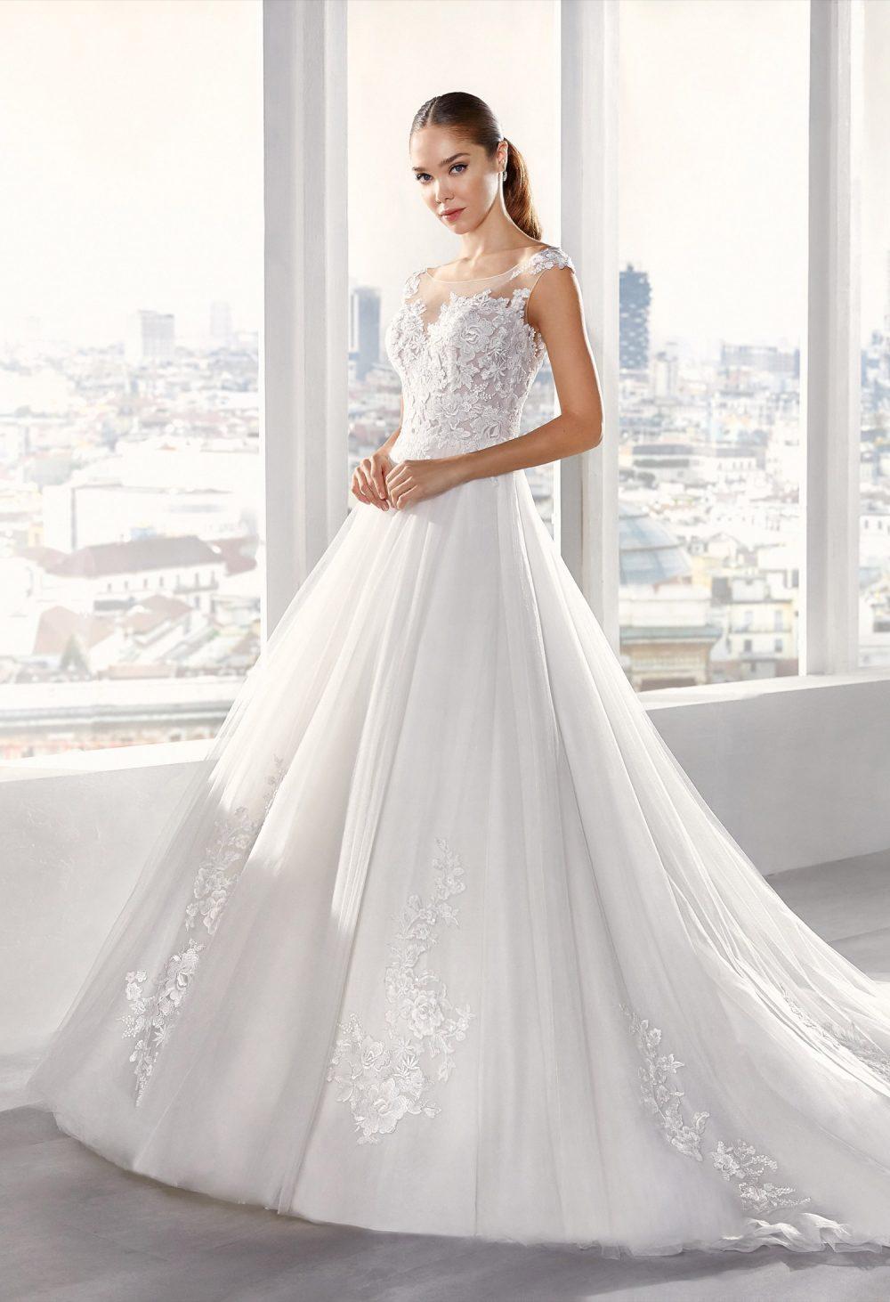 Mariages: abito da sposa Jolies 2021 a Vicenza, Verona, Padova, Veneto JO12125