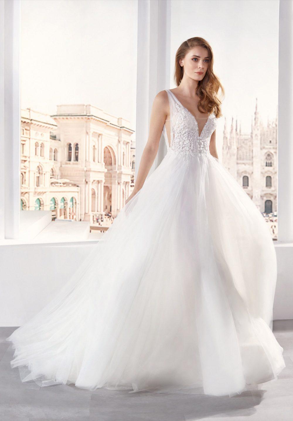 Mariages: abito da sposa Jolies 2021 a Vicenza, Verona, Padova, Veneto JO12139