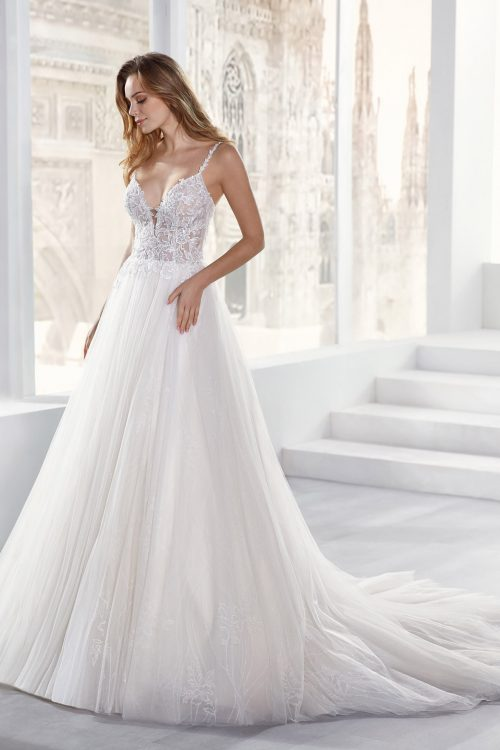 Mariages: abito da sposa Jolies 2021 a Vicenza, Verona, Padova, Veneto JO12158
