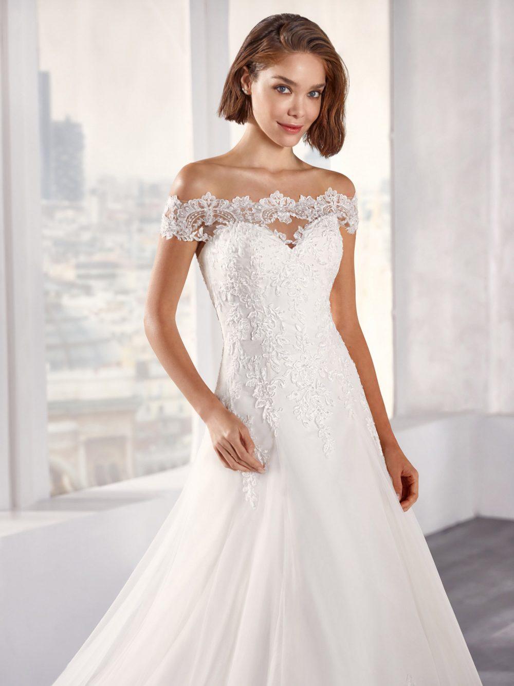 Mariages: abito da sposa Jolies 2021 a Vicenza, Verona, Padova, Veneto JO12160