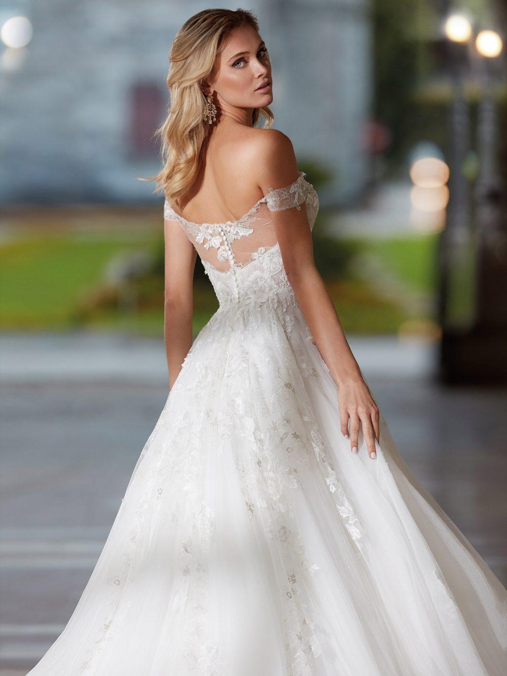 Mariages: abito da sposa Nicole 2021 a Vicenza, Verona, Padova, Veneto NI12165