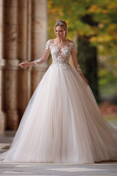 Mariages: abito da sposa Nicole 2021 a Vicenza, Verona, Padova, Veneto NI12182
