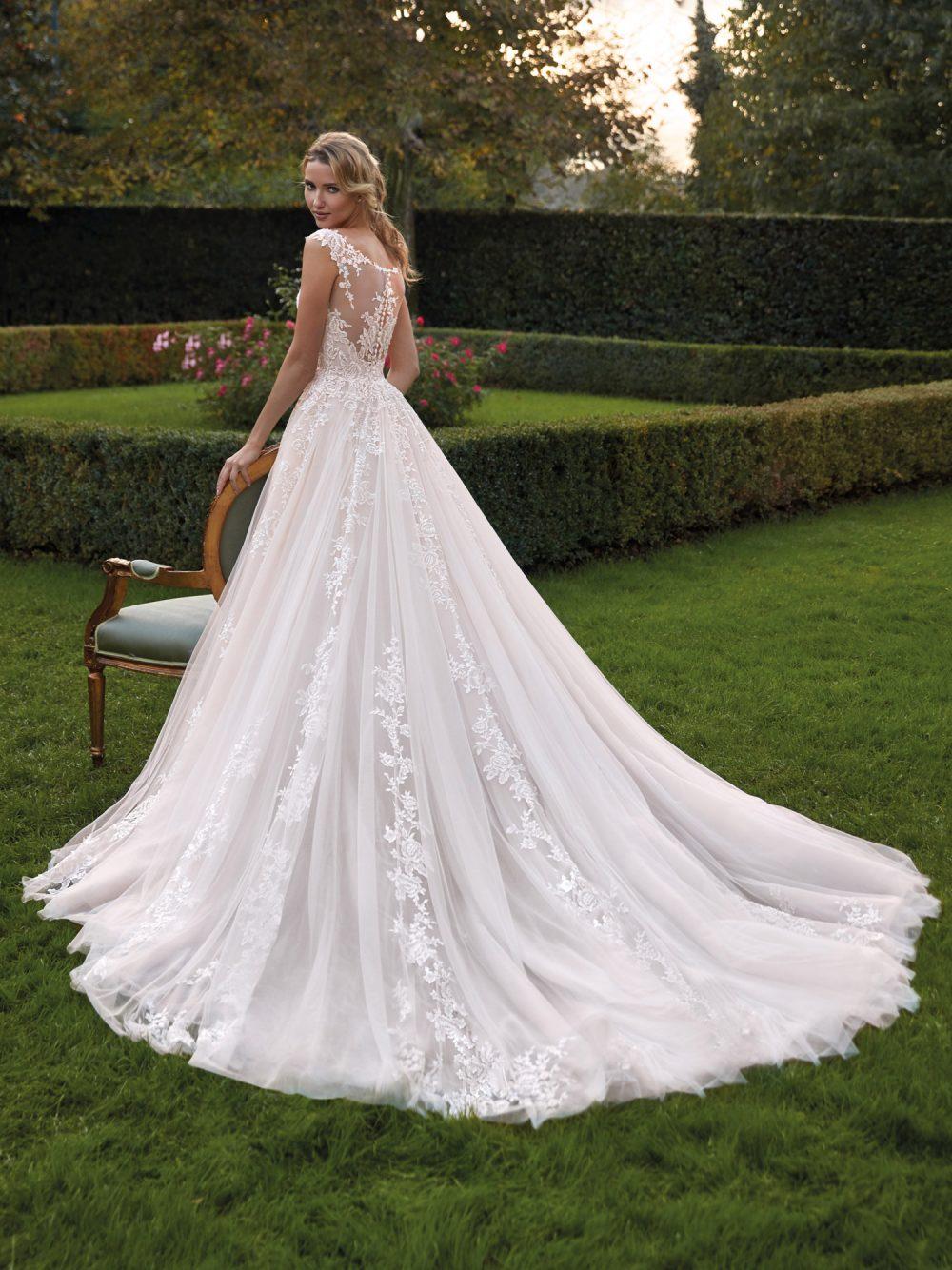 Mariages: abito da sposa Nicole 2021 a Vicenza, Verona, Padova, Veneto NI12188