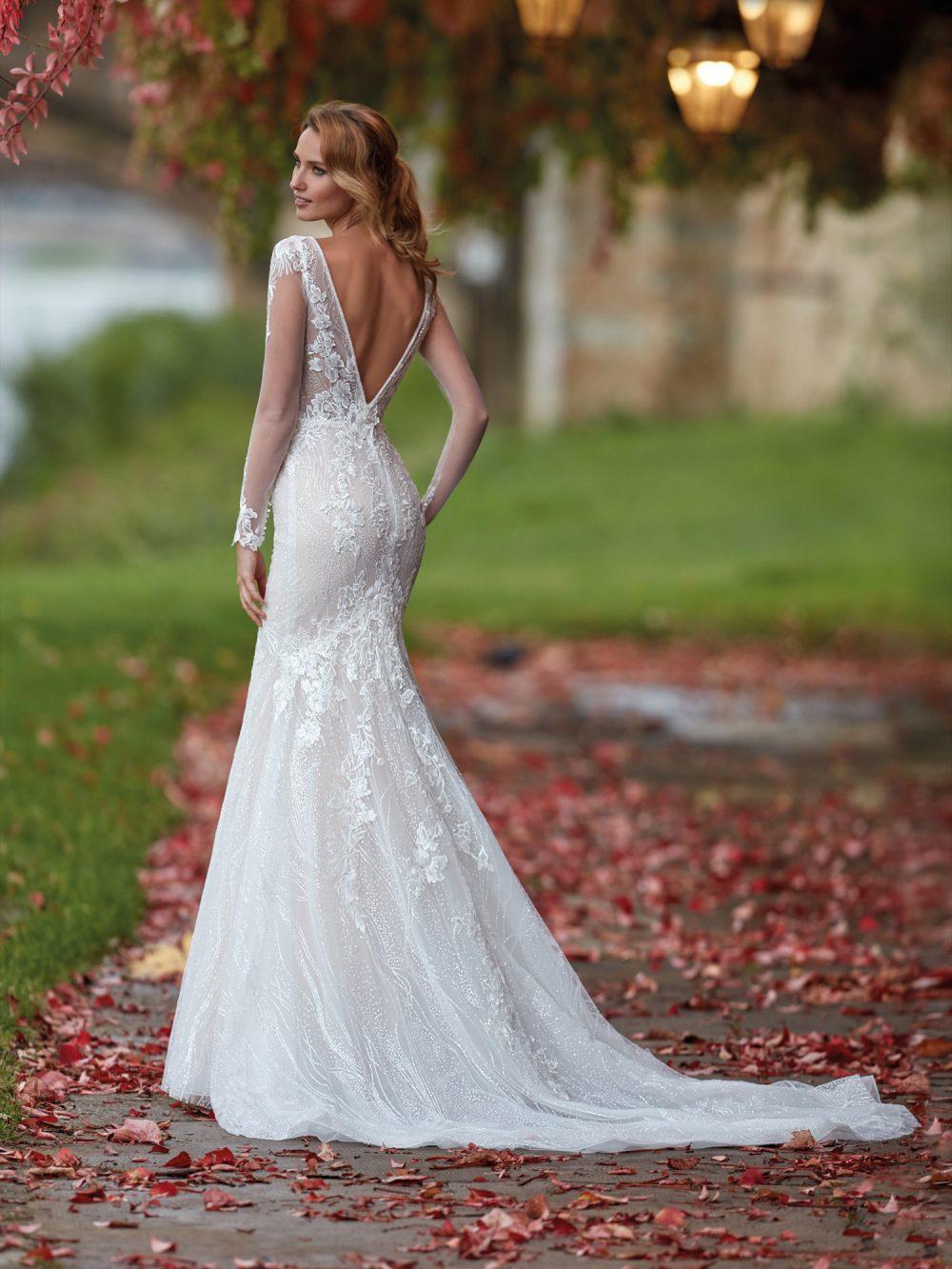 Mariages: abito da sposa Nicole 2021 a Vicenza, Verona, Padova, Veneto NI121A3
