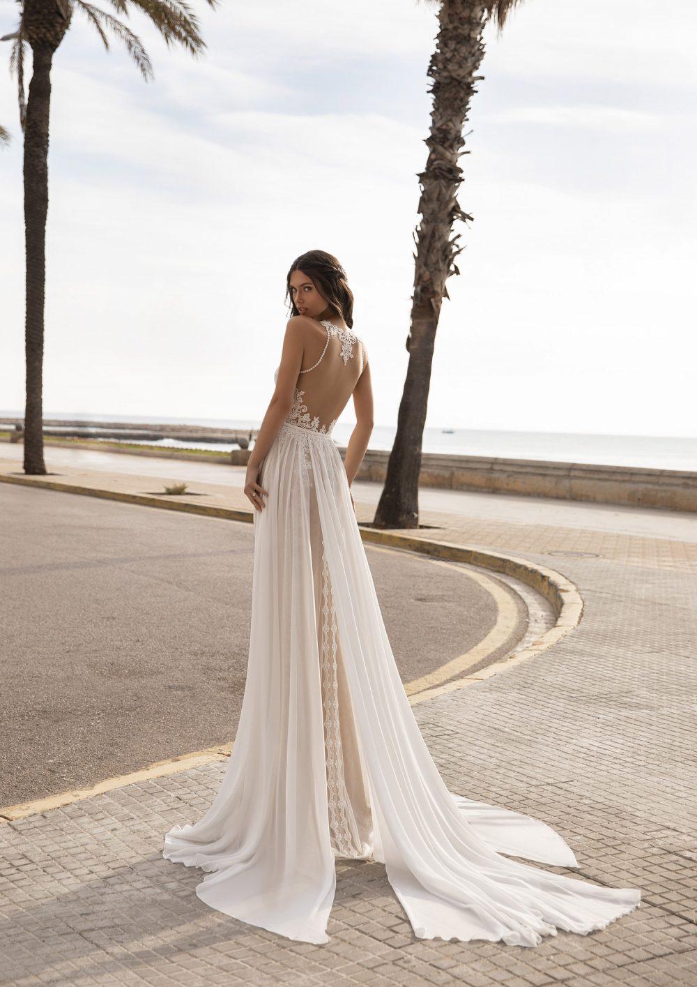 Mariages: abito da sposa Pronovias 2021 a Vicenza, Verona, Padova, Veneto GRANVILLE