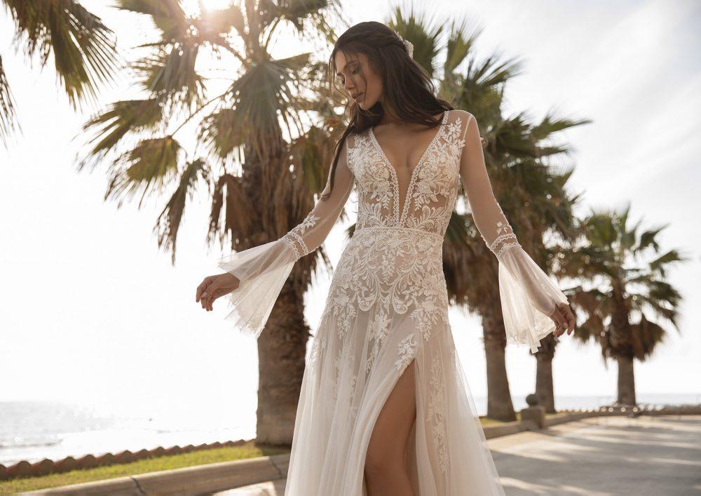 Mariages: abito da sposa Pronovias 2021 a Vicenza, Verona, Padova, Veneto TYSON