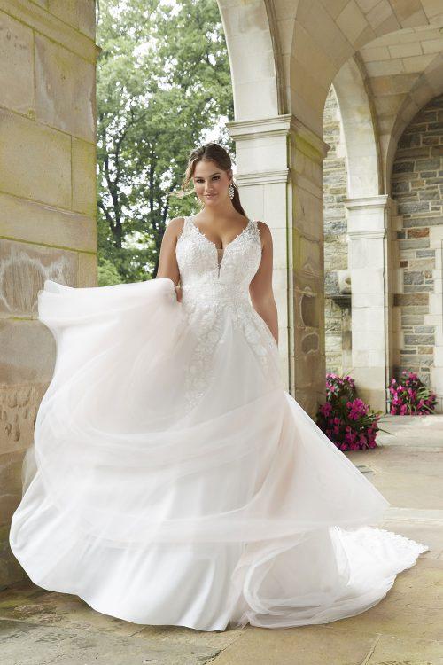 Mariages: abito da sposa Curvy 2021 a Vicenza, Verona, Padova, Veneto 3286