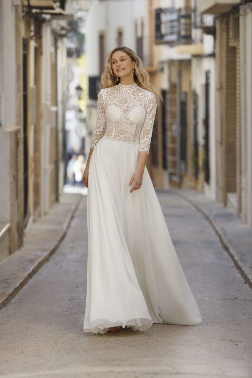 Mariages: abito da sposa Jasmine 2021 a Vicenza, Verona, Padova, Veneto Alessia