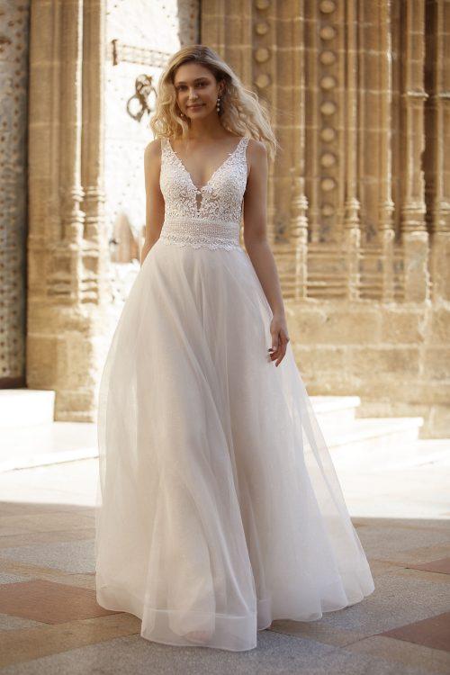Mariages: abito da sposa Jasmine 2021 a Vicenza, Verona, Padova, Veneto Amelia