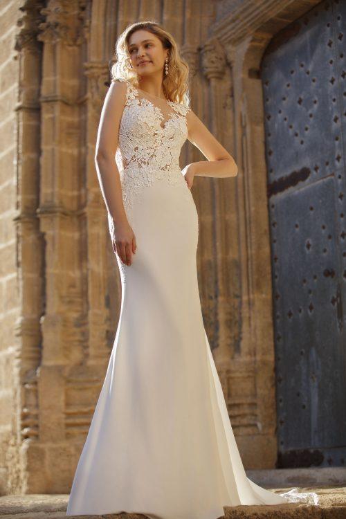 Mariages: abito da sposa Jasmine 2021 a Vicenza, Verona, Padova, Veneto Aurelia