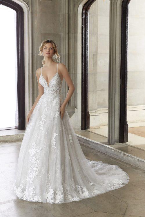 Mariages: abito da sposa morilee 2021 a Vicenza, Verona, Padova, Veneto 2127-0052