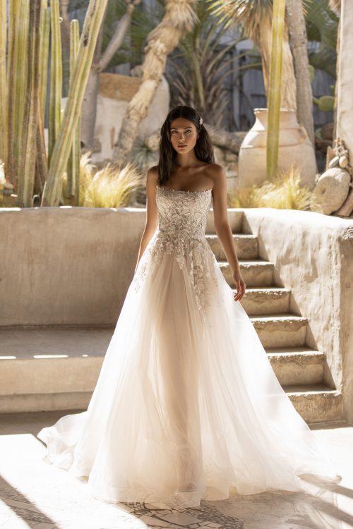 Mariages: abito da sposa Pronovias 2021 a Vicenza, Verona, Padova, Veneto BAKER