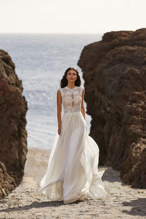 Mariages: abito da sposa Pronovias 2021 a Vicenza, Verona, Padova, Veneto BETTE
