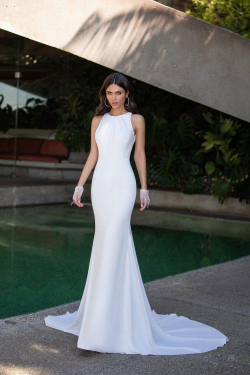 Mariages: abito da sposa Pronovias 2021 a Vicenza, Verona, Padova, Veneto ELLEN
