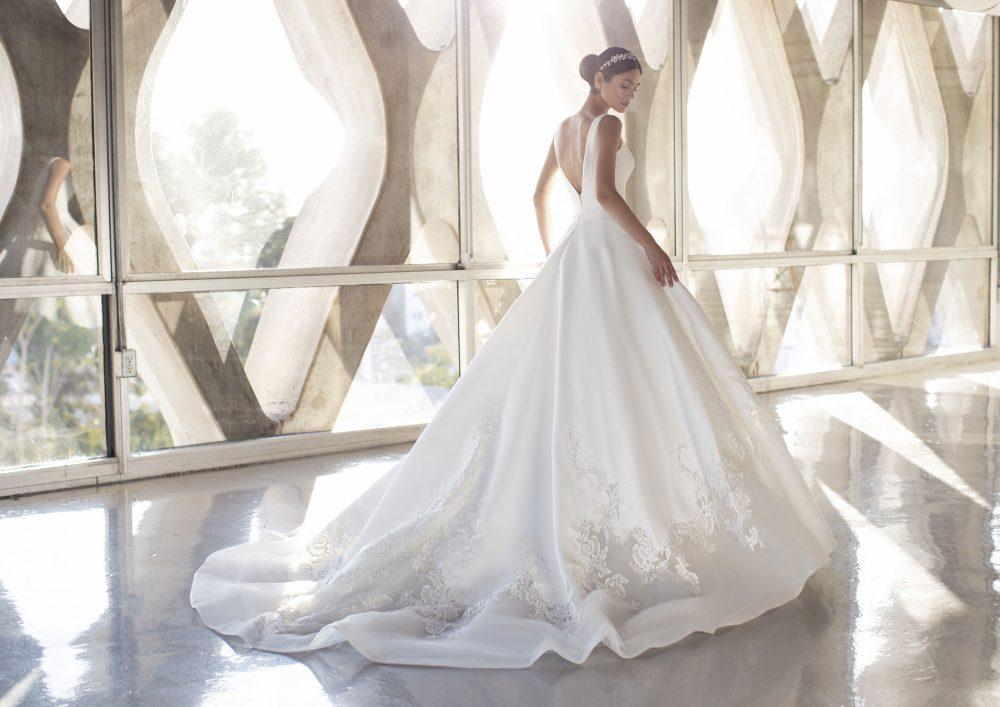 Mariages: abito da sposa Pronovias 2021 a Vicenza, Verona, Padova, Veneto GREEN
