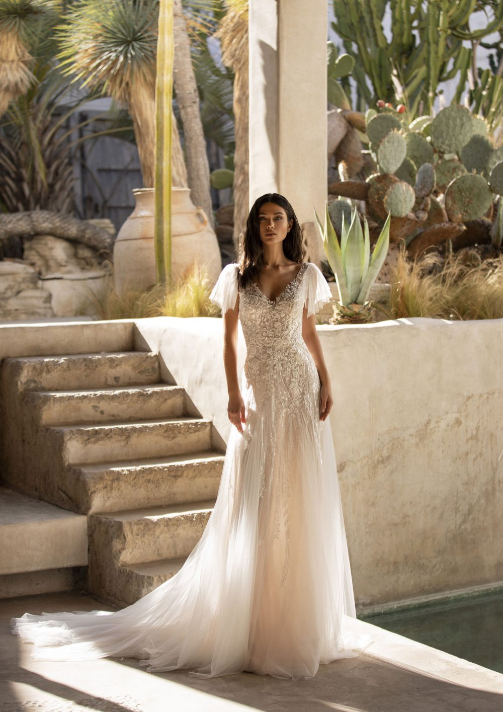 Mariages: abito da sposa Pronovias 2021 a Vicenza, Verona, Padova, Veneto LAKE