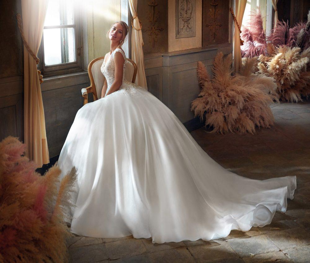 Mariages: abito da sposa Colte 2021 a Vicenza, Verona, Padova, Veneto CO12189