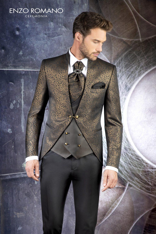 Abito vestito da sposo Enzo Romano 2021 a Vicenza 5144
