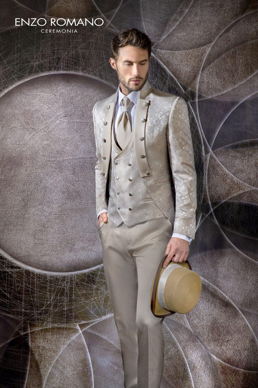 Abito vestito da sposo Enzo Romano 2021 a Vicenza 5187