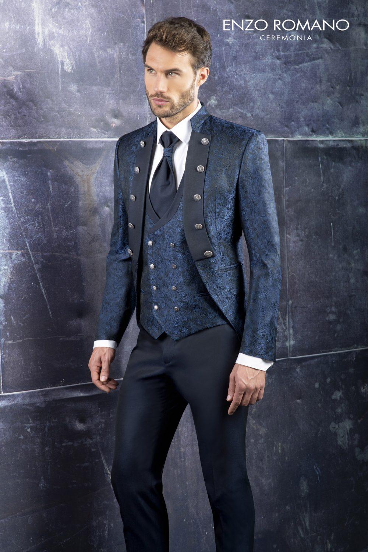 Abito vestito da sposo Enzo Romano 2021 a Vicenza 5242